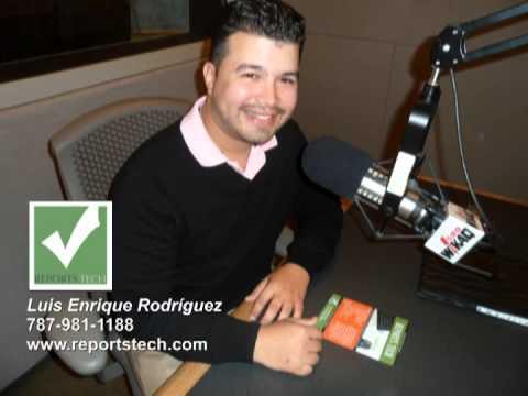 Entrevista Reports Tech (Microsoft Excel) WKAQ 580 AM