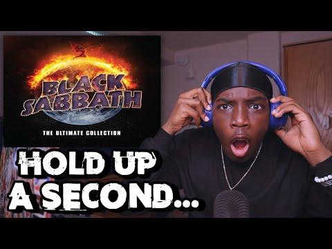 Rap Fan Listens To BLACK SABBATH - Iron Man (REACTION!!)