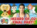 Wizard of Oz - Chapter 10 | FINAL PART | Story Time with Ms. Booksy | Cool School Stories
