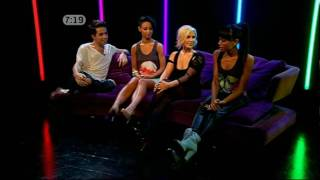 Sugababes Interview Freshly Squeezed 22nd Feb 10