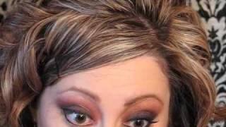 MAC Makeup:  Christina Aguilera