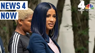 Cardi B Blasts NYPD On Instagram Over Friend's School Event | News 4 Now