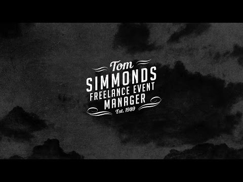 Freelance Event Manager - Tom Simmonds
