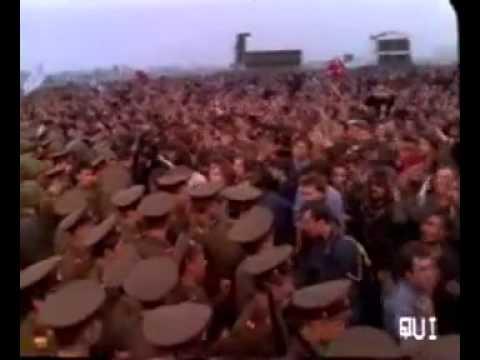 Metallica Enter Sandman At Monsters Of Rock Moscow Sept 28 1991