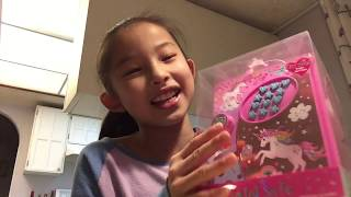 Digital safe box opening demonstration by Orianna