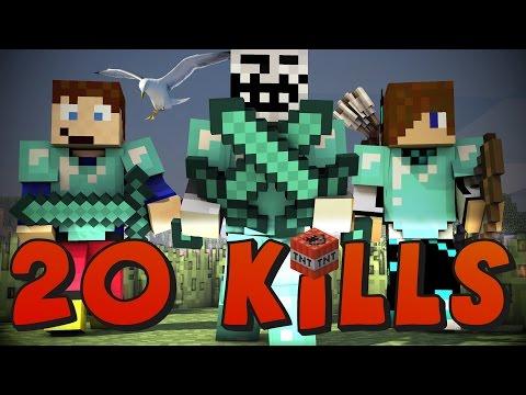 20 Kills en Blast Mining
