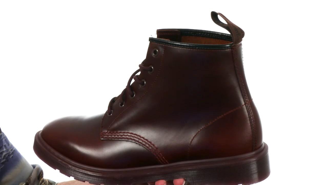 d90df29d3 Dr. Martens 101 Brando 6-Eyelet Boot SKU:8904110. Shop Zappos