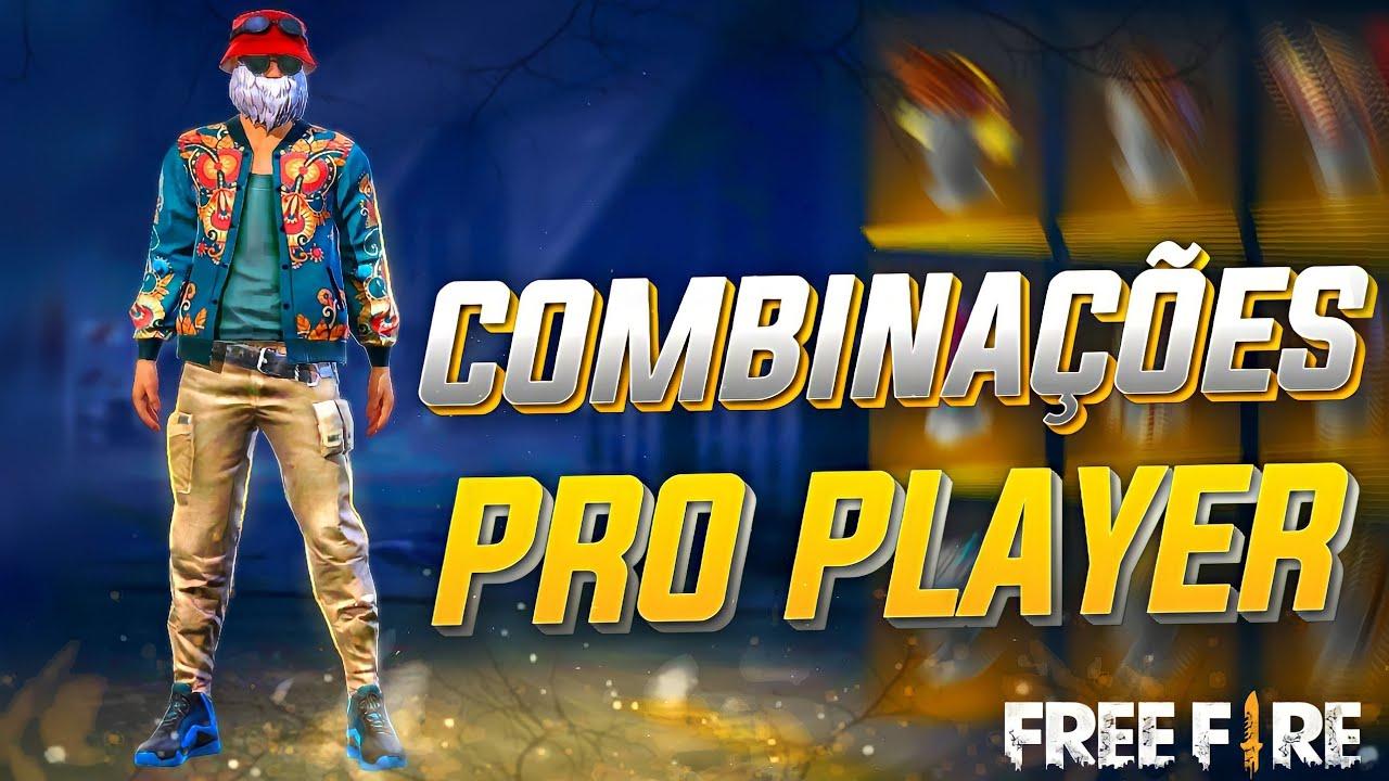 🎯🎽🇧🇷 Melhores Combinações De Pro Player No Free Fire - Só Combinação Top | BART Tv FREE FIRE