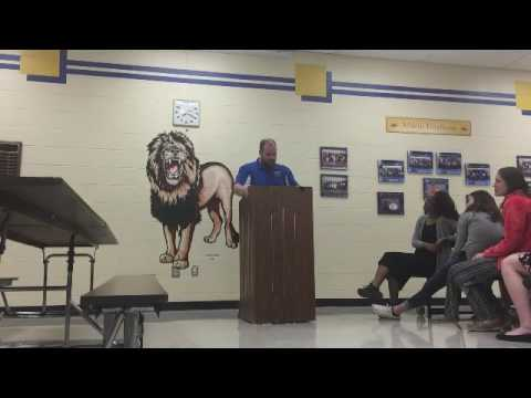 Gahanna East 8th Grade Girls B-Ball-Ally VanHorssen Defense Award 2016-17