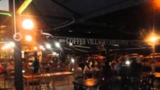 COFFEE VILLAGE CAFE BACKGROUND