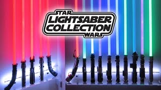 Star Wars Lightsabers - The Ultimate Collection