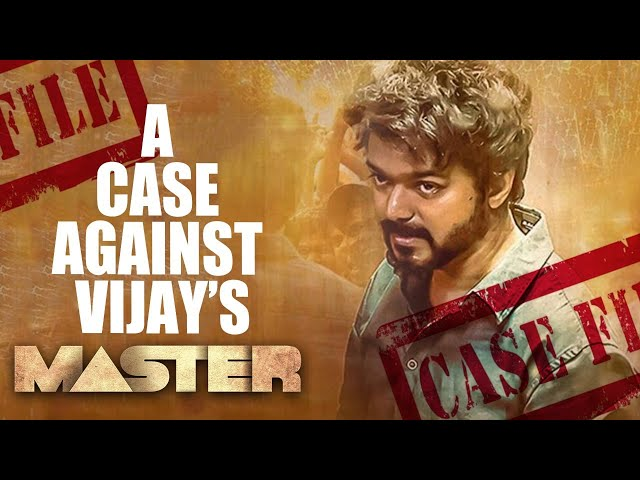 BREAKING: New trouble for Master Producer   Vijay