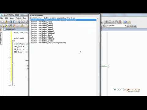 Interrupção-int0 - Família 8051 ATMEL- módulo 8051 Study