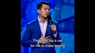 Download Ronny Chieng never knew Asian stereotypes exited united he moved to America Mp3 and Videos
