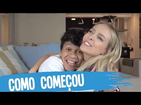 O COMEÇO DE TUDO - TATA E COCIELO