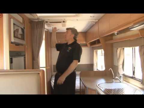 Maui Platinum Forest 6 Berth Campervan | Campervan Hire Australia | Motorhome Hire