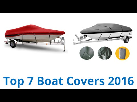 7 Best Boat Covers 2016