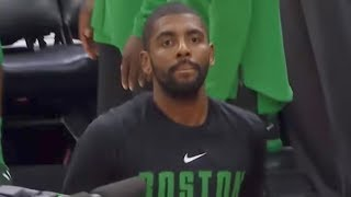 KYRIE IRVING TOLD ME TO BE QUIET