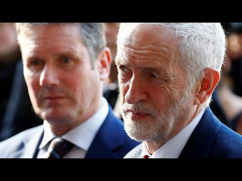 UK opposition Labour Party to back second referendum on Brexit deal