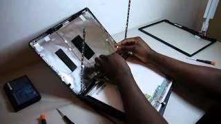 Repeat youtube video Video Tutorial Mengganti dan Memperbaiki LCD Notebook