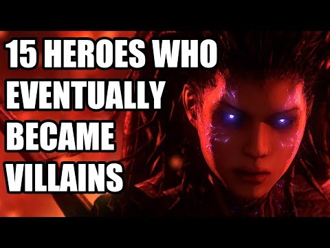 15 Video Game Heroes Who Eventually Became Villains