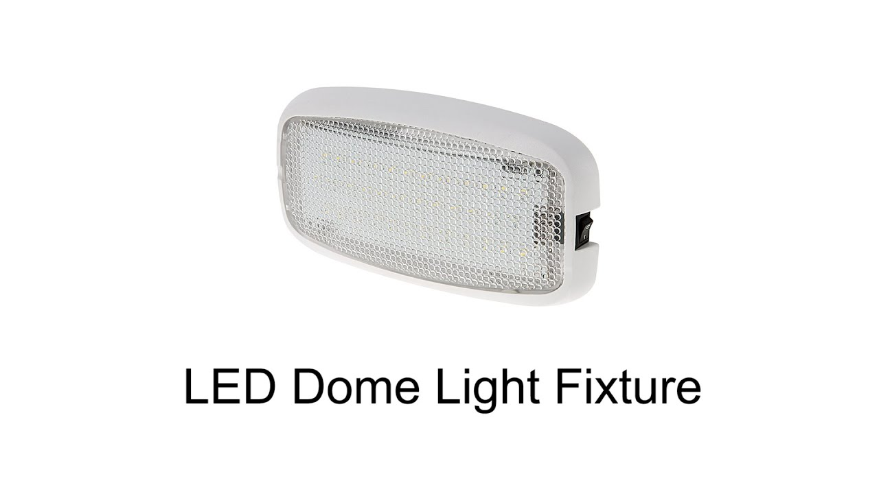 Led dome light youtube led dome light arubaitofo Images