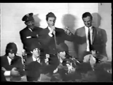The Beatles - Dallas Press Conference