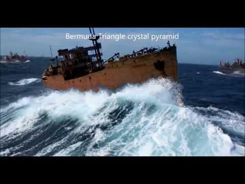 The secret of Bermuda Triangle Cause Wrecks discorverd