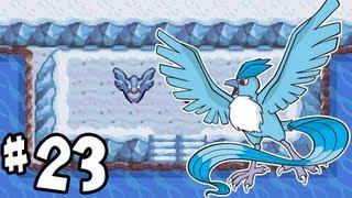 Pokémon LeafGreen - After Game  - Articuno