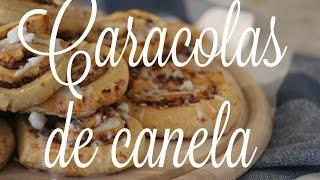 Caracolas de canela (cinnamon rolls o kanelbulle)  - Rezetas de Carmen