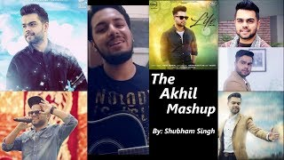 The Akhil Mashup | By Shubham Singh