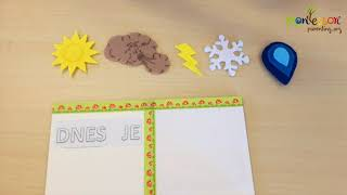 DIY ACTIVITIES FOR CHILDREN - WEATHER