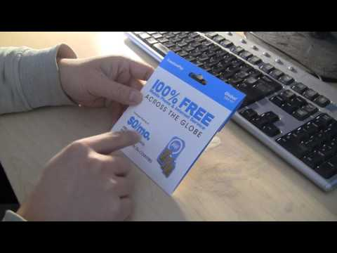 Setup Freedompop free cellphone service for USA and free roaming for other countries on mobile phone