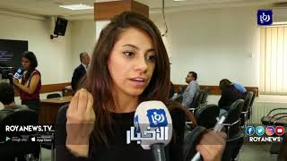 فيديو يظهر تهديدات الاحتلال لعهد التميمي وعائلتها خلال التحقيق