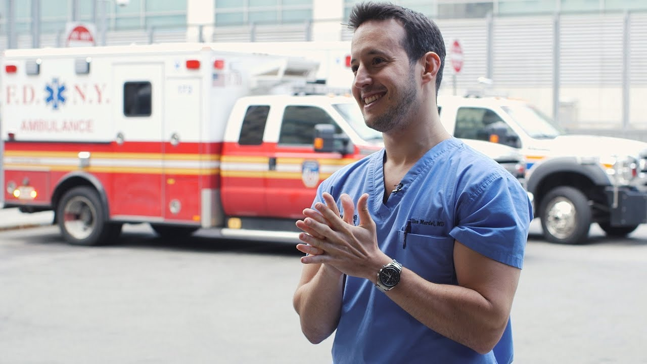 A Day in the Lives of the NYU Langone Health/Bellevue Emergency Medicine  Residents