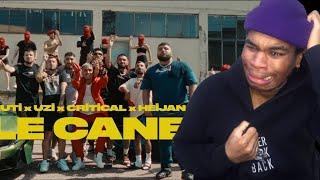 Turkish Drill!! MUTİ - LE CANE feat. UZİ x CRİTİCA