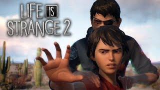 LIFE IS STRANGE 2 - O FINAL | Episódio 5: Wolves / Lobos - Gameplay em Português PT-BR