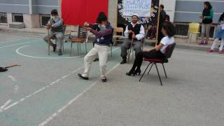 23 Nisan Çapkın İhtiyarlar müzikali
