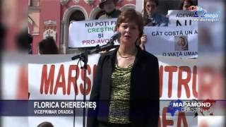 Marsul pentru viata 2012 - un semnal de alarma pentru romani