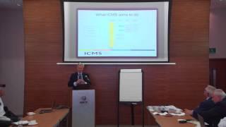 Alan Muse - ICMS - INTERNATIONAL CONSTRUCTION MEASUREMENT STANDARDS