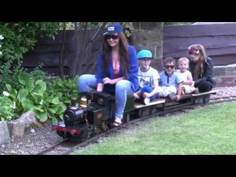 "My Garden Railway - ""Once I built a Railroad"" (and made it run)"
