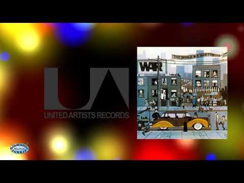 War - The World Is A Ghetto (1972 Full Album)