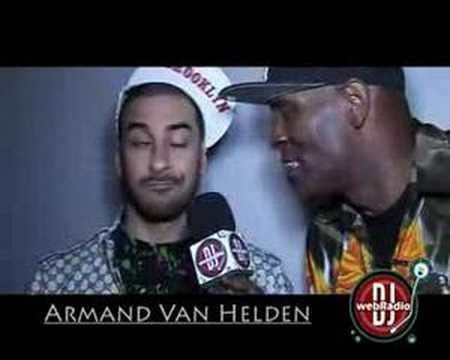 interview Armand Van Helden winter music conference 2008