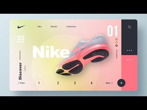 obtener No hagas Decepcionado  16 Best Nike Web Designs | Website Design Inspiration - YouTube