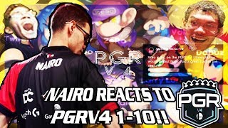 Nairo Reacts to the PGRv4 1-10!!