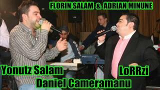 LIVE FLORIN SALAM SI ADRIAN MINUNE  SAINT TROPEZ - LA BUZESCU MAI 2015