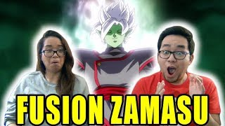 DRAGON BALL SUPER English Dub Episode 64 FUSION ZAMASU REACTION & REVIEW