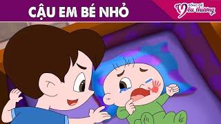 Phim Hoạt Hình Mới ► CẬU EM BÉ NHỎ - Truyện Cổ Tích Việt Nam - Tổng Hợp Phim Hay