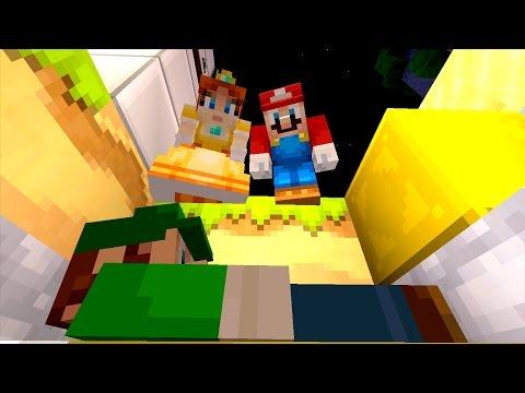 Minecraft Wii U - Super Mario Series - Mario Kills Luigi... [145]