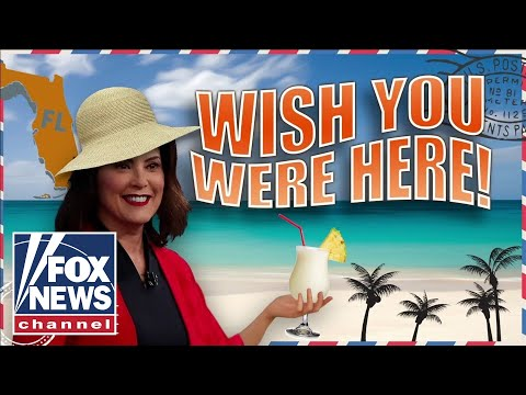 Michigan Gov. Whitmer went to Florida after warning citizens not to; Tucker reacts